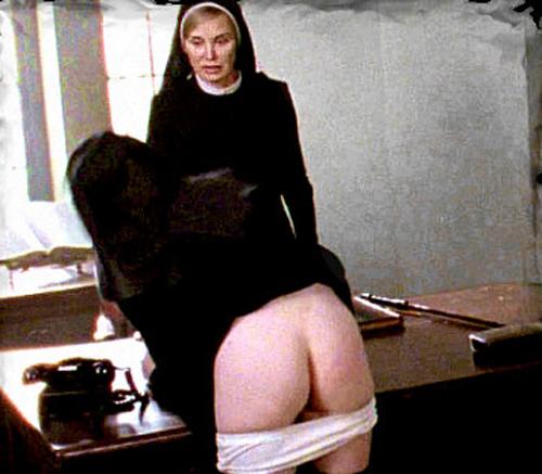 N AHS nun whipped