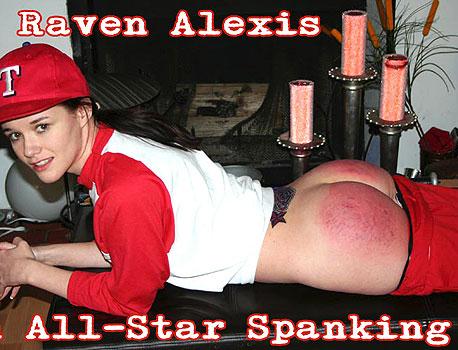 C1 raven_alexis_spanking