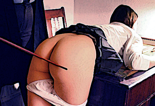 caned at chads