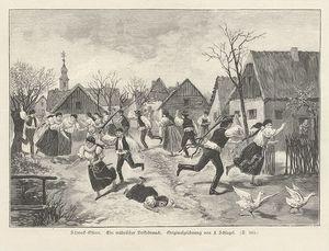 pagan Schmeck-Ostern