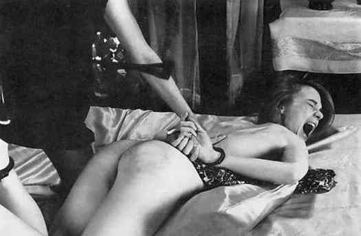 Apologise, vintage girls spanking girls can