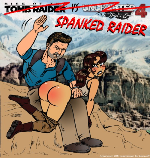 CC spanked_tomb_raider_antonissen