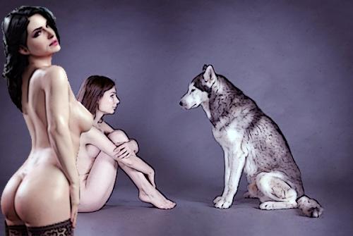 wolf 36