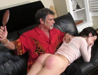 0 0 hard_hairbrush_spankings