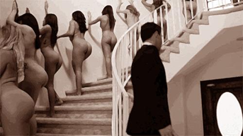 bardot stairs
