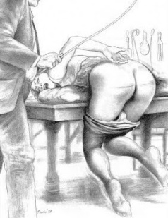 British spanking mag5